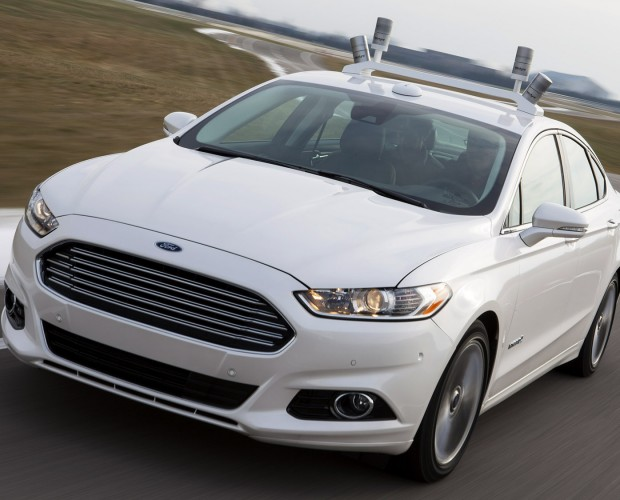 Lyft and Ford to partner for self-driving car network