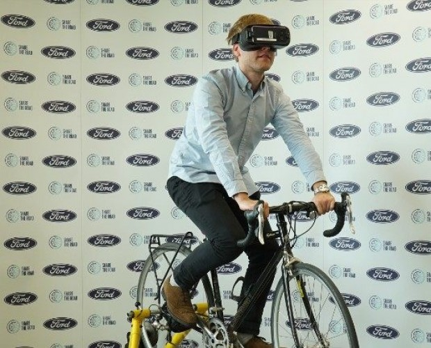 Ford VR experience aims to promote driver and cyclist harmony