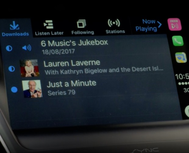 BBC updates iPlayer Radio app for Android Auto and Apple CarPlay