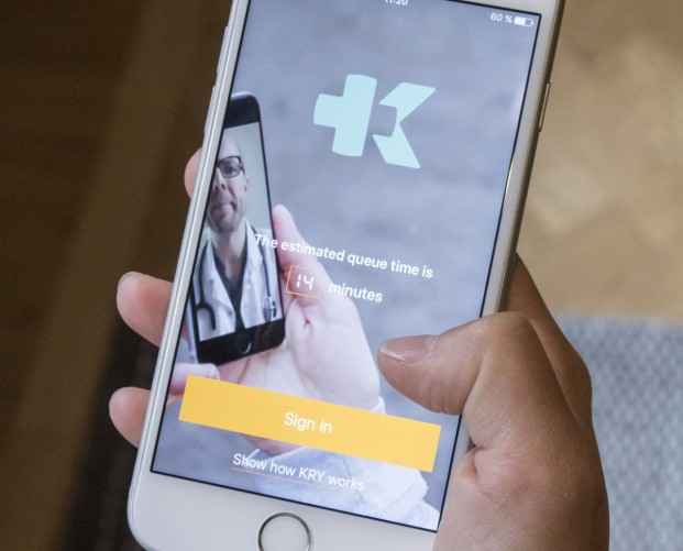 Swedish digital health app Kry expands into France