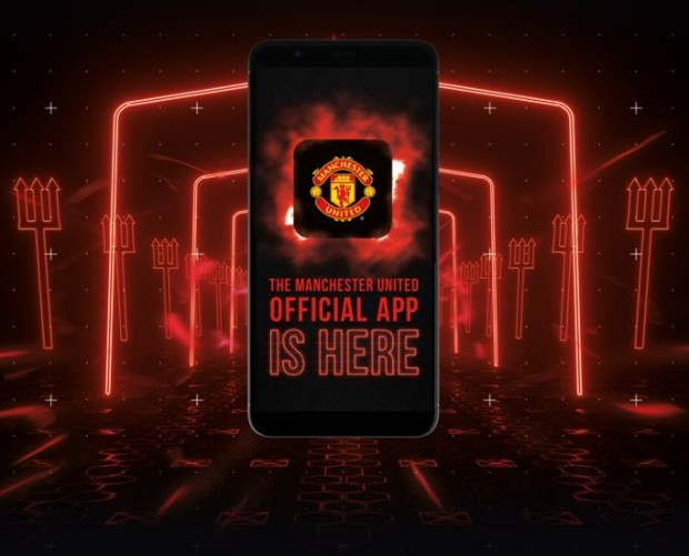 Manchester United launches global app to engage fans