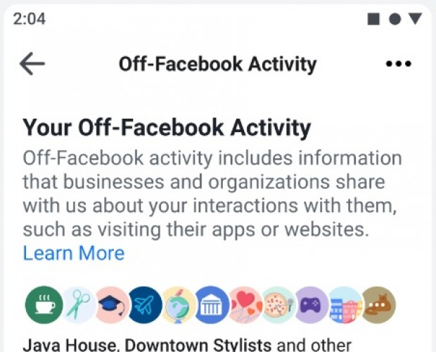 Facebook launches Off-Facebook Activity tool to increase users' control over their data