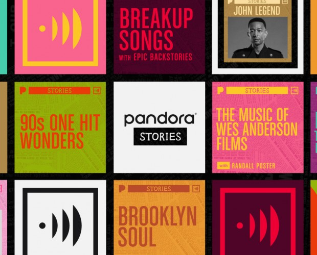 Pandora is combining storytelling podcasts and music playlists