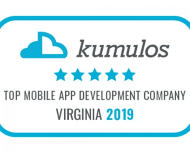 Kumulos announces the top mobile app development companies in Virginia 2019
