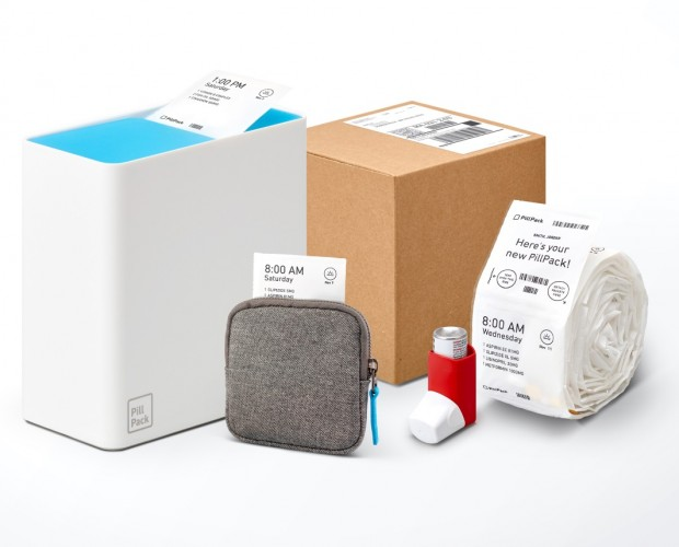 Amazon enters the medical market with PillPack acquisition