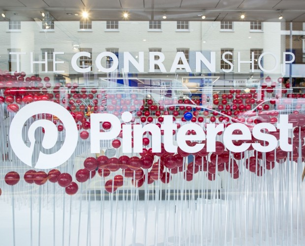 The Conran Shop and Pinterest collaborate for personalised shopping experience