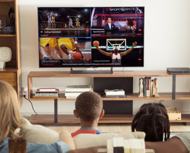 PlayStation Vue launches multi-view on Apple TV