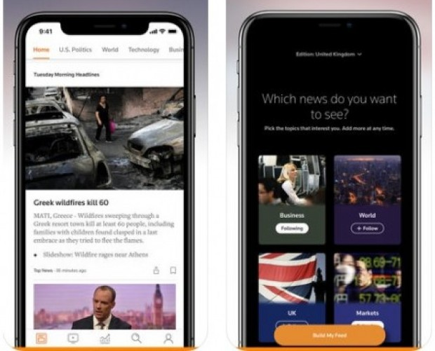 Thomson Reuters targets business professionals with updated news app