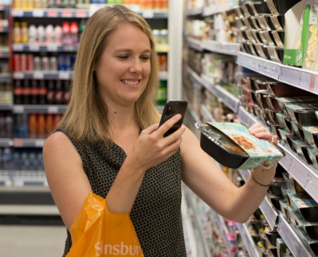 Sainsbury's trials mobile scan-and-pay in UK store
