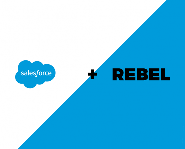 Salesforce acquires interactive email firm Rebel