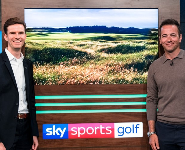 Tourism Ireland promotes golfing opportunities with Sky Media