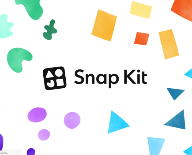 Snapchat opens up to developers with Snap Kit