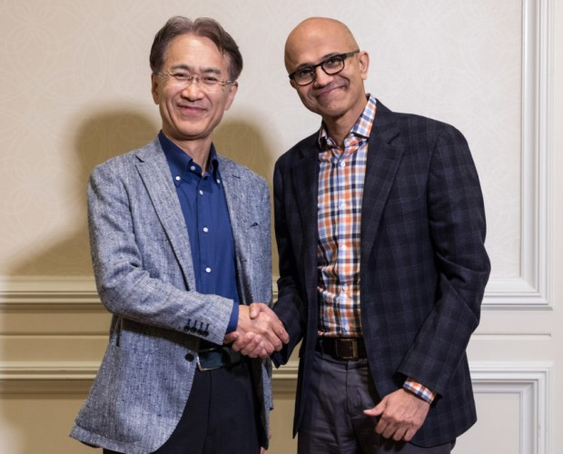 Sony and Microsoft partner for advanced cloud and AI solutions