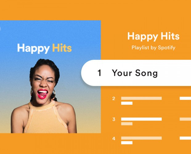 Spotify is making its editorial playlists more personalized