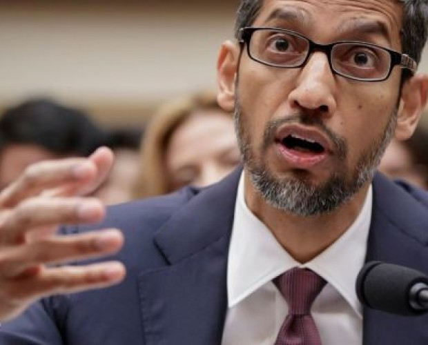 Google CEO Sundar Pichai defends data collection on Android devices