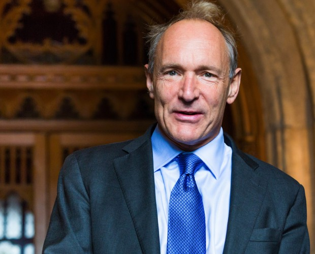 Tim Berners-Lee calls for a better internet as it celebrates its 28th birthday
