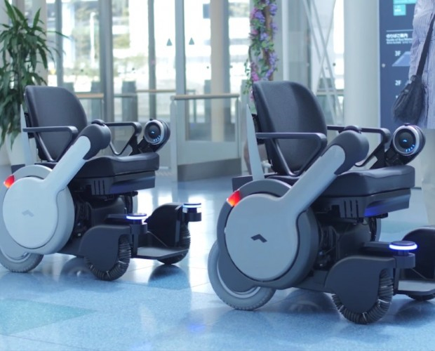 Innovation Lab: Robot Wheelchairs, Genetic Malware and Quantum Satellites