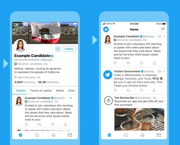 Twitter announces plans for increased political transparency