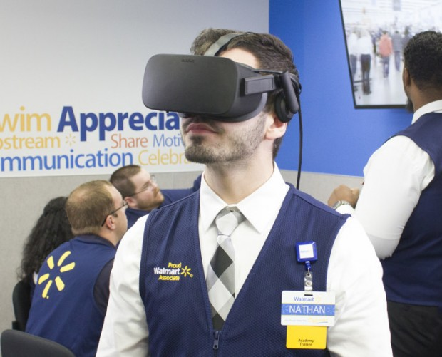 Walmart introduces VR training in all of its US 'Academy' centres
