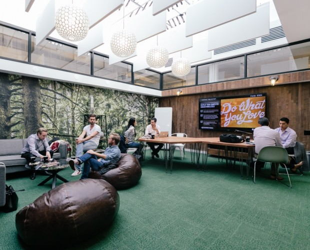 SoftBank invests $4.4bn in WeWork