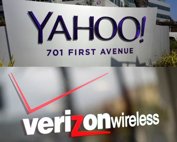 Verizon and Yahoo Agree to Lower Price of $4.48bn in Deal