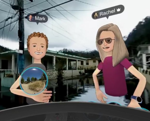 Zuckerberg criticised following 'virtual tour' of Puerto Rico