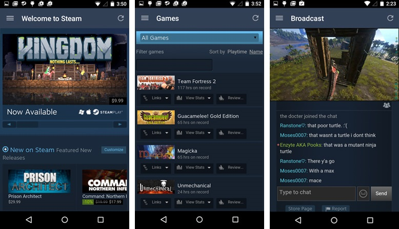 Apple rejects Steam Link app for iOS citing
