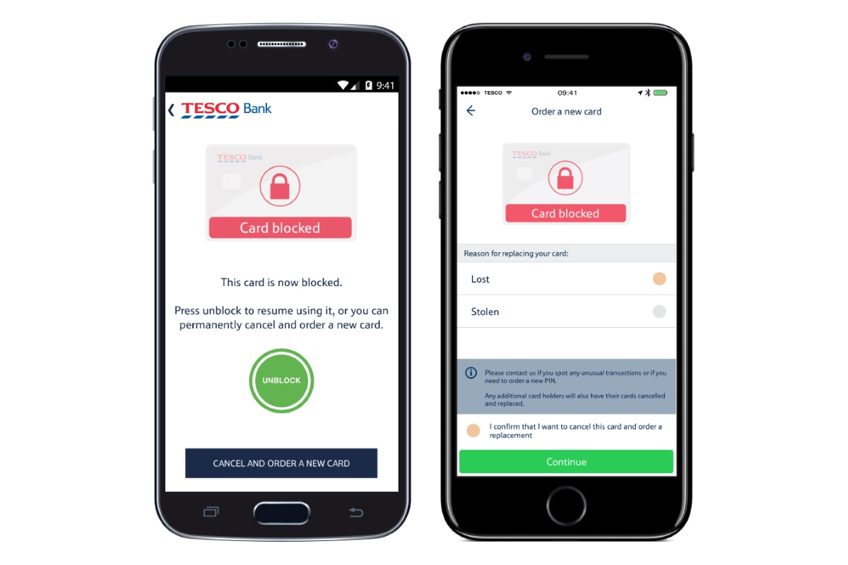 recipe: tesco mobile banking [16]