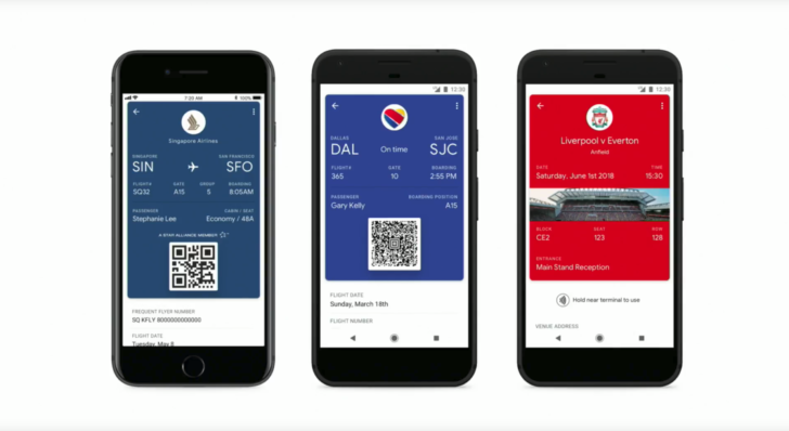 Urban Airship Partners With Google For Mobile Wallet Tickets And