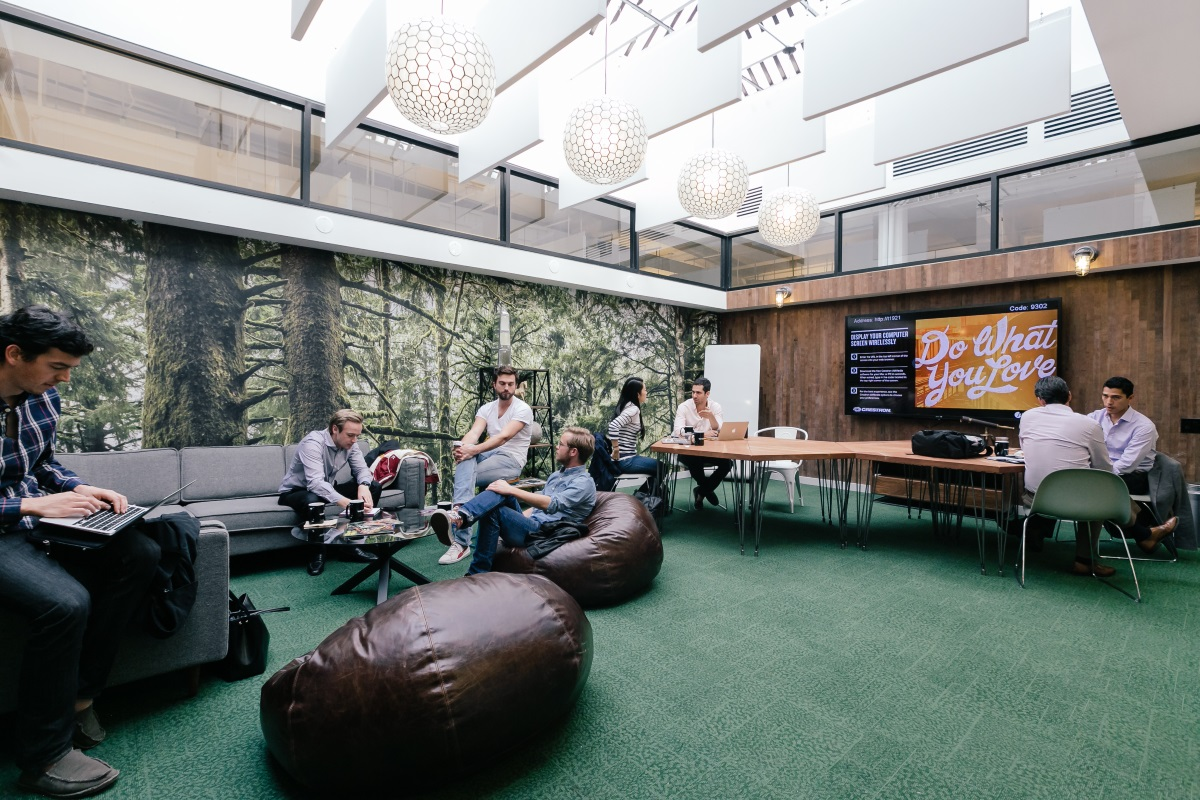 SoftBank and Fund to Invest $4.4 Billion in WeWork